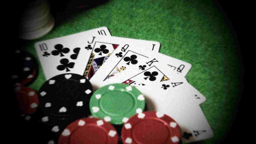 Most common poker game