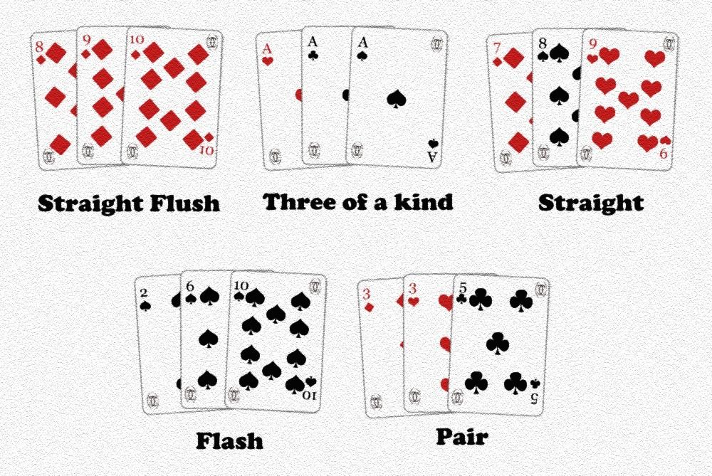 3 Card