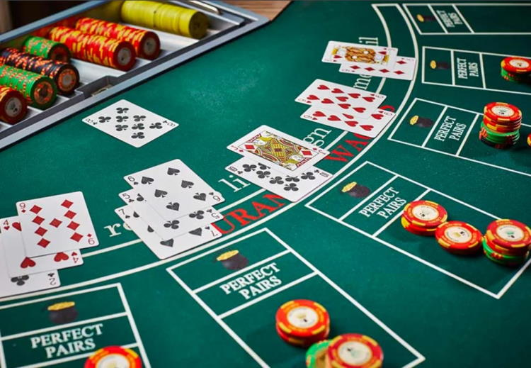 Casino Games Cards