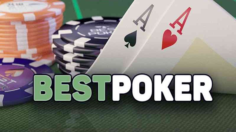 BestPoker is a poker room from the iPoker network with weak European chips, good cashback and a lucrative bonus.