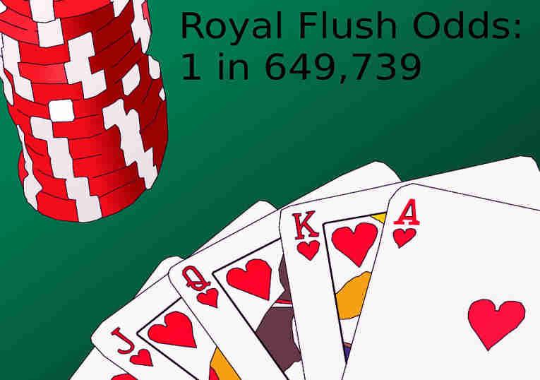 royal straight flush casino